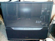 Pioneer projection tv 53